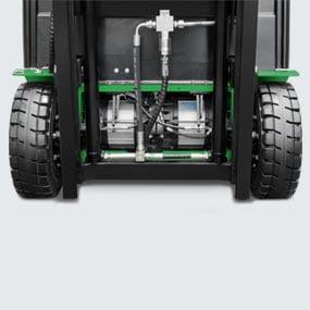 Elektro-Dreiradstapler HANGCHA CPDS20-AC6