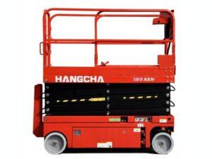 Elektro - Scherenbühne HANGCHA 120XEN