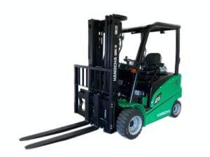 Elektro-Vierradstapler HANGCHA CPD25-AC4